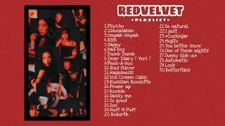•R E D V E L V E T•Music Playlist•