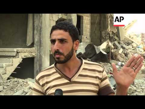 "Shijaiyah residents on ceasefire hopes, Hamas accuses Israel of ""procrastination"""
