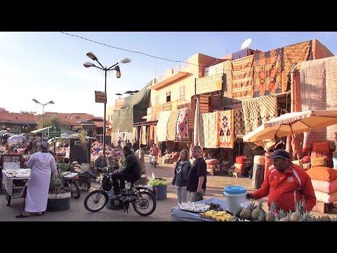 Marrakech – Video Diary | Medina, 6 December 2015