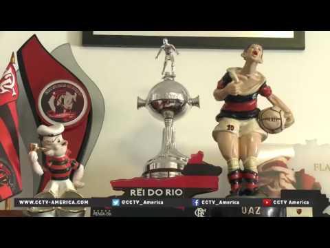 29084 Walisa aus sport CCTV America Flamengo fan amasses largest team memorabilia collection