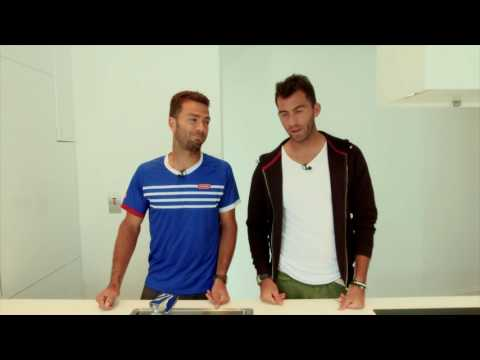 Rojer Tecau Serve Up Breakfast At Wimbledon 2016