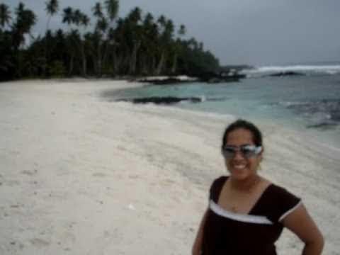 Samoa Paradise Beach