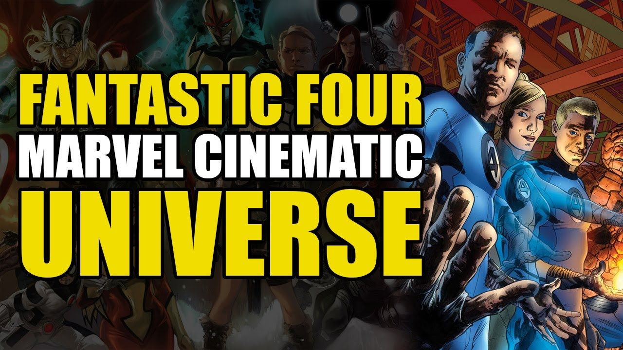 Fantastic Four Confirmed For Avengers Infinity War? - YouTube