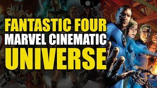 Fantastic Four Confirmed For Avengers Infinity War?