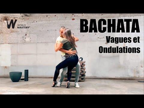 Bachata Online | Comment effectuer la vague en Bachata sensual
