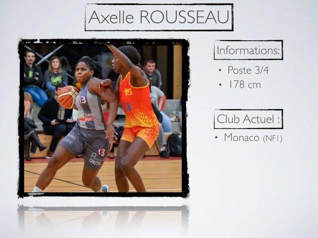 Axelle Rousseau Mix 19/20