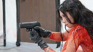 Кино-Азия:  Женщина-пистолет. 2014.(боевик+фэнтези)
