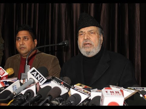Mehbooba Mufti's Remarks On Article 370 Downgraded J&K Status: Muzaffar Baig
