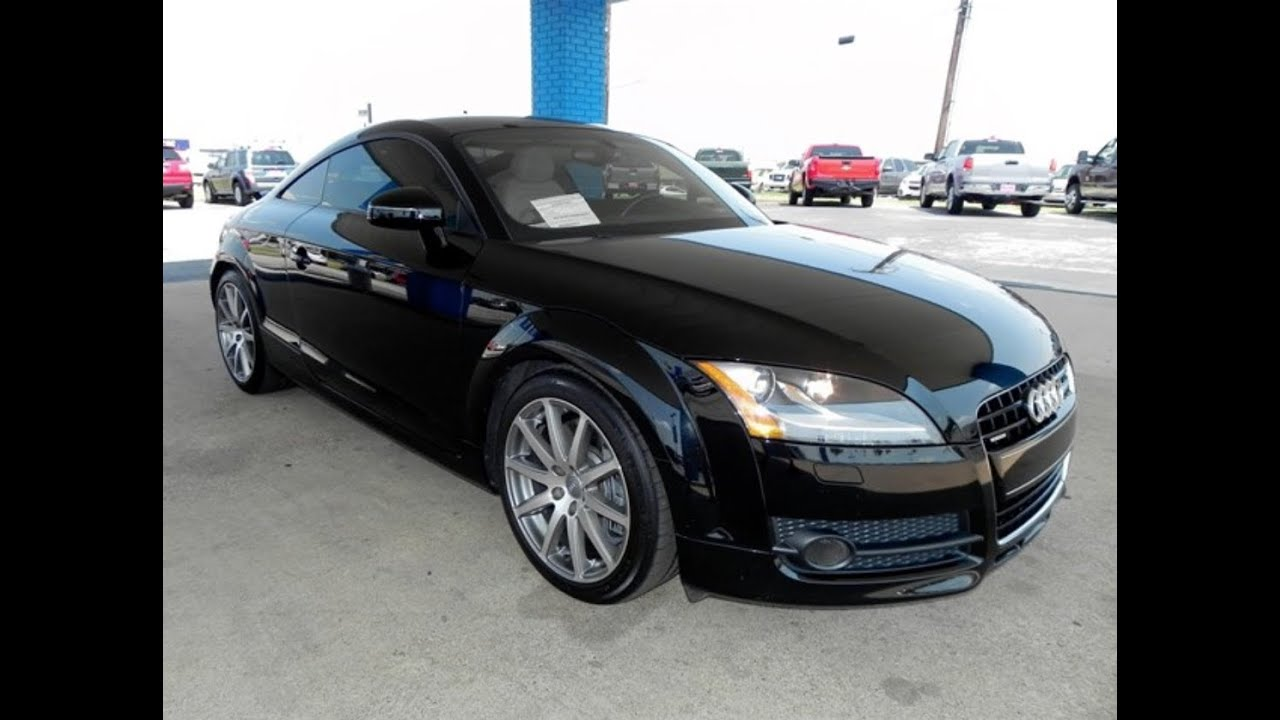 2008 audi tt 3 2 quattro startup exhaust interior exterior tour youtube. Black Bedroom Furniture Sets. Home Design Ideas