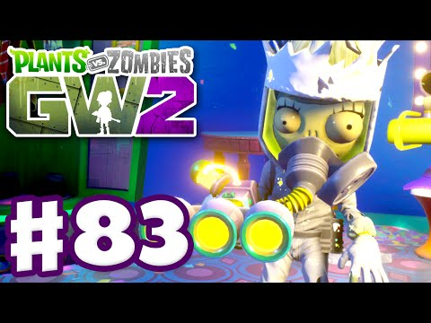 Plants Vs Zombies Garden Warfare 2 Gameplay Part 83 Dr Toxic Pc Cp Fun Music Videos
