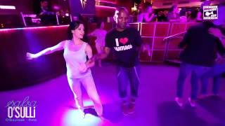 Salvador & Myrna - Social Dancing @ Salsa O'sulli