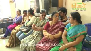 Celebrities Pay Last Respects To Producer Chithra Ramu
