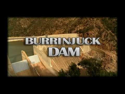 Burrinjuck Dam On The Murrumbidgee PART 1 By VINCE BUCELLO