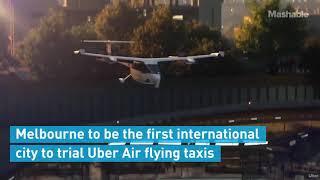 Uber air taxi!
