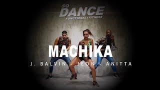 Machika J. Balvin - Jeon - Anitta I Coreograf a Zumba Zin I So Dance.mp3
