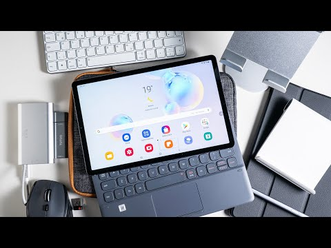 Samsung Galaxy Tab S6 Accessories: Cases, Stands & Keyboards I'm Using