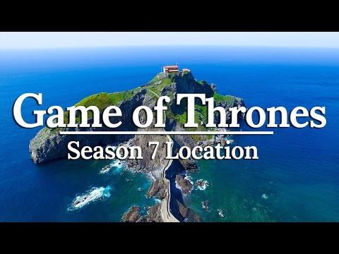 Dragonstone Real Game of Thrones Filming Location! ⚔🛡Basque Country Spain