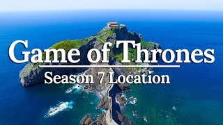 NEW GAME OF THRONES FILMING LOCATION! | Basque Country Spain Travel Vlog #7 (Full Episode)