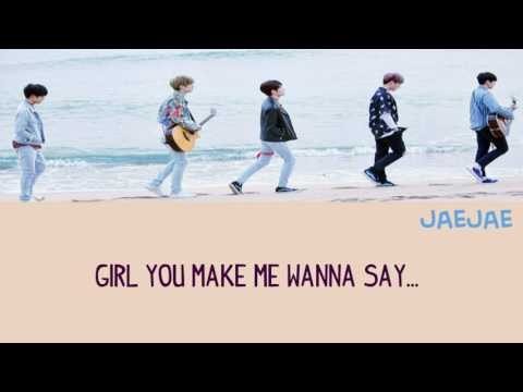 [ENG] DAY6- Say Wow