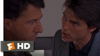 Rain Man (5/11) Movie CLIP - Flying