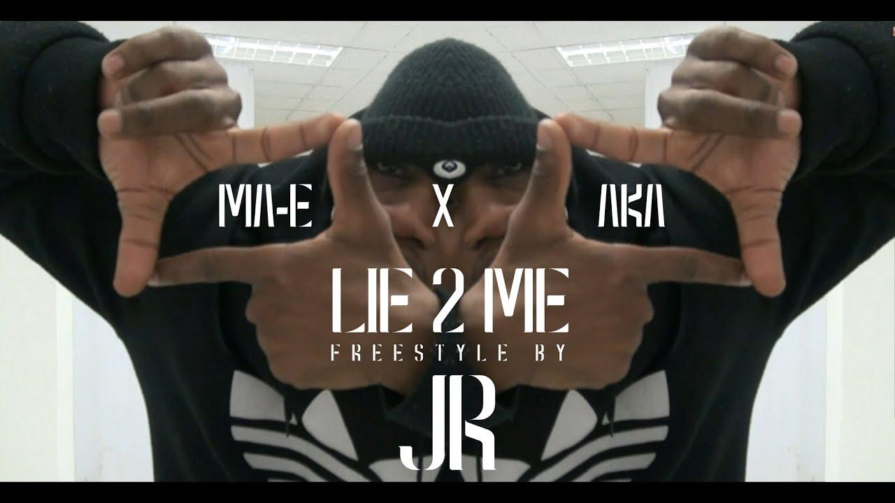 Download Ma E ft AKA - Lie 2 Me   Tutting Freestyle by JR  