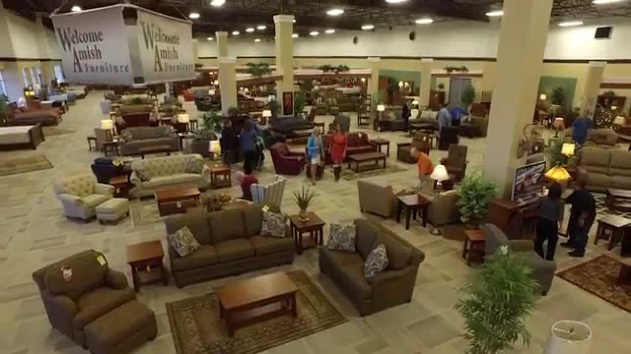 Welcome Amish Furniture Television Commercial #2