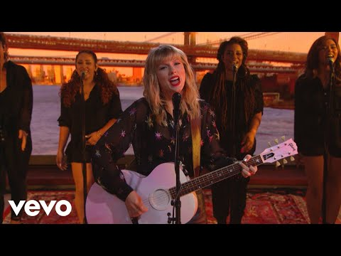 Taylor Swift – Lover in the Live Lounge
