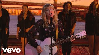 Taylor Swift - Lover in the Live Lounge Video