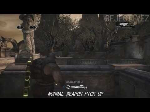Gears of War: Ultimate Edition - How To Weapon Slide (Tutorial)