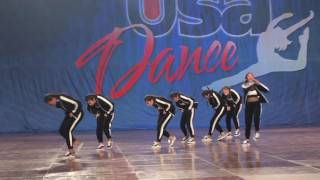 1st Place - USA NATIONALS West Covina All Female Hip Hop