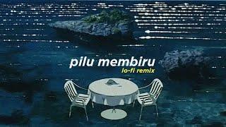 Kunto Aji - Pilu Membiru (Alphasvara Lo-Fi Remix)