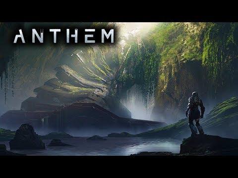 ANTHEM GAME - NEW 2018 Updates! New Colossus Javelin News! Underwater & Gameplay Info!