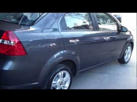 Chevrolet Aveo Lt 2010 Garage Chivilcoy Youtube