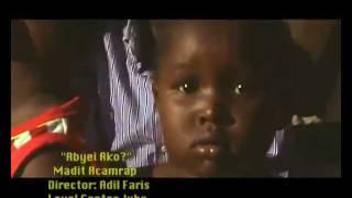 Madit Acamrap-Abyei ako? Dinka HipHop