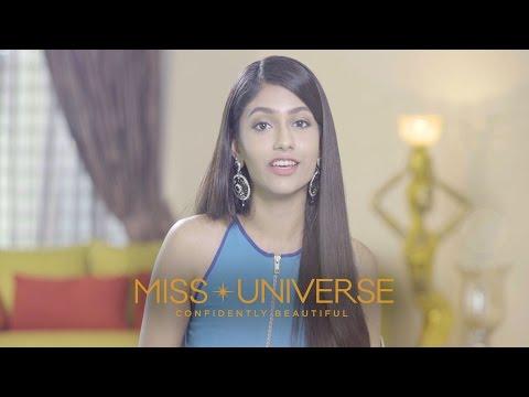 Up Close: Miss Universe Malaysia Kiran Jassal