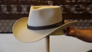 f3ad8bf63a649 Akubra Snowy River Sand Hat Review- Hats By The Hundred ...