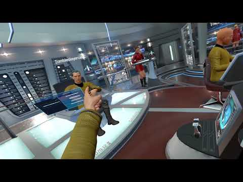 Kid Captain [Star Trek Bridge Crew] |