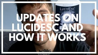 New LucidEsc: Vegan Lucid Dreaming Supplement (With Huperzine A, Alpha GPC and Choline)