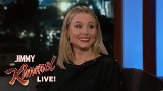 Kristen Bell on Helping Senior Citizens During Hurricane Irma