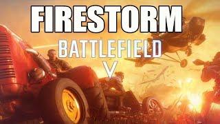 Battlefield 5 Firestorm - Battle Royale - Na żywo