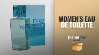 Women\'s Eau De Toilette Prime Day 2018: Nike Up Or Down Perf Edt for Women, Blue, 75ml