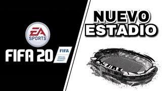 ¡OFICIAL! - ESTE MÍTICO ESTADIO ESTARÁ DISPONIBLE EN FIFA 20