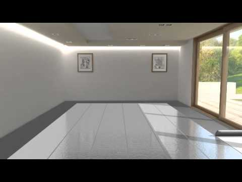 HaustechnikDialog Präsentiert: AEG THERMO BODEN Verlegefilm