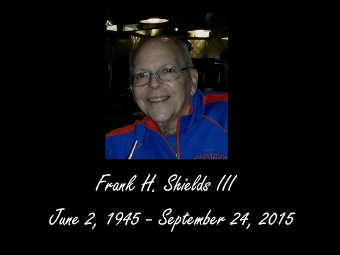 Tribute to Frank Shields