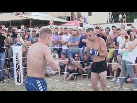 Грузчик против Малого, Хороший бой на СТРЕЛКЕ в Ульяновске