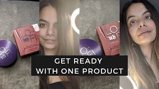 GET READY with one product  Valentines Special  MS MPERFECTO Makeup