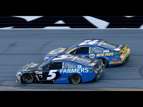 The Driver Of The 5 Car in 2018 Will Be  NASCAR Silly Season