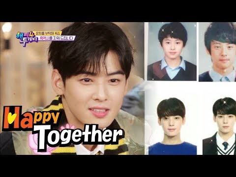 The Staff Only Found Photos that Proved Cha Eun Woo's Good Looks! [Happy Together Ep 567] Mp3