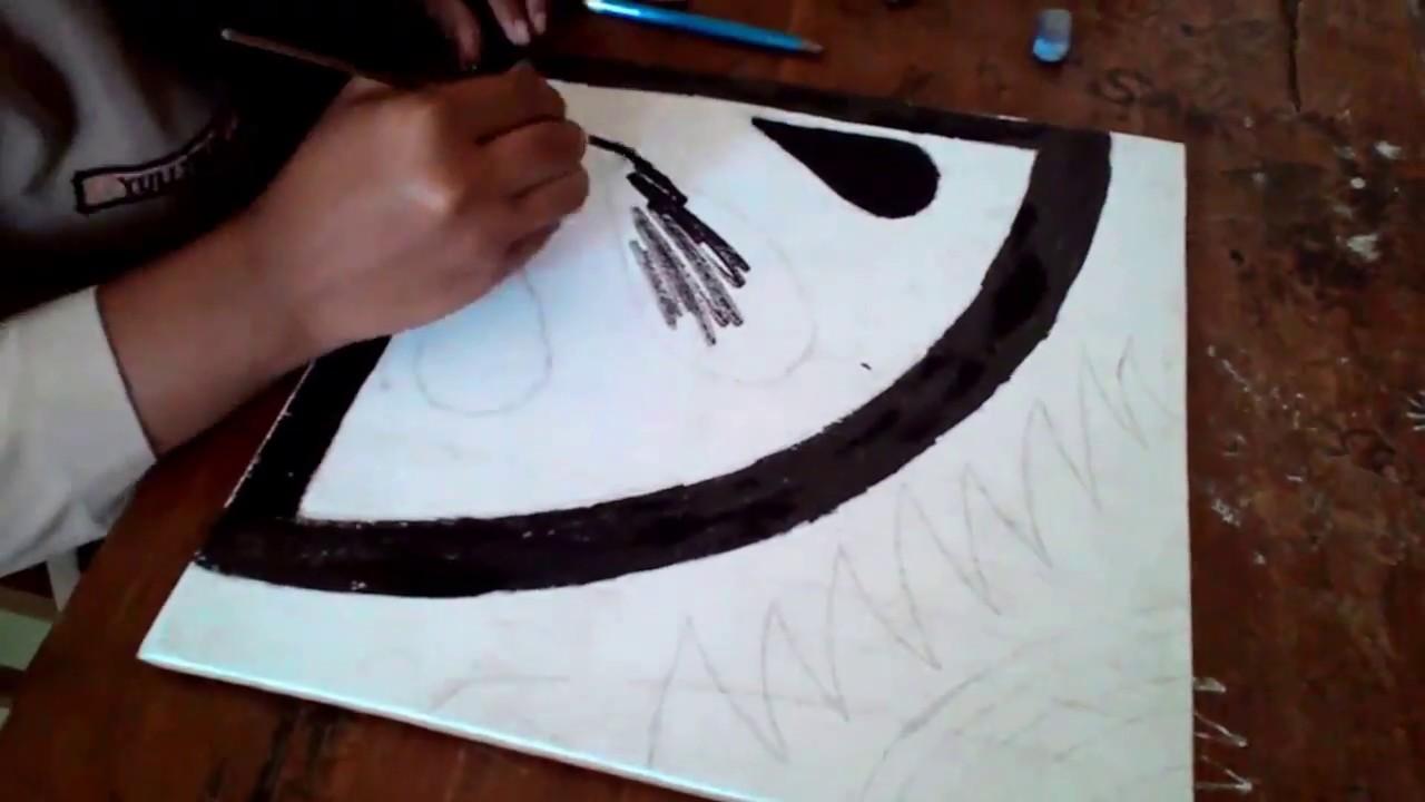 Tutorial INK Painting Belajar Menggambar Menggunakan Tinta Cina