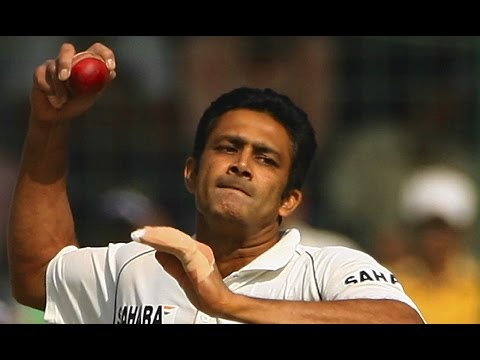 10 Wickets in a Cricket Match by Anil Kumble ●► W W W W W W W W W W